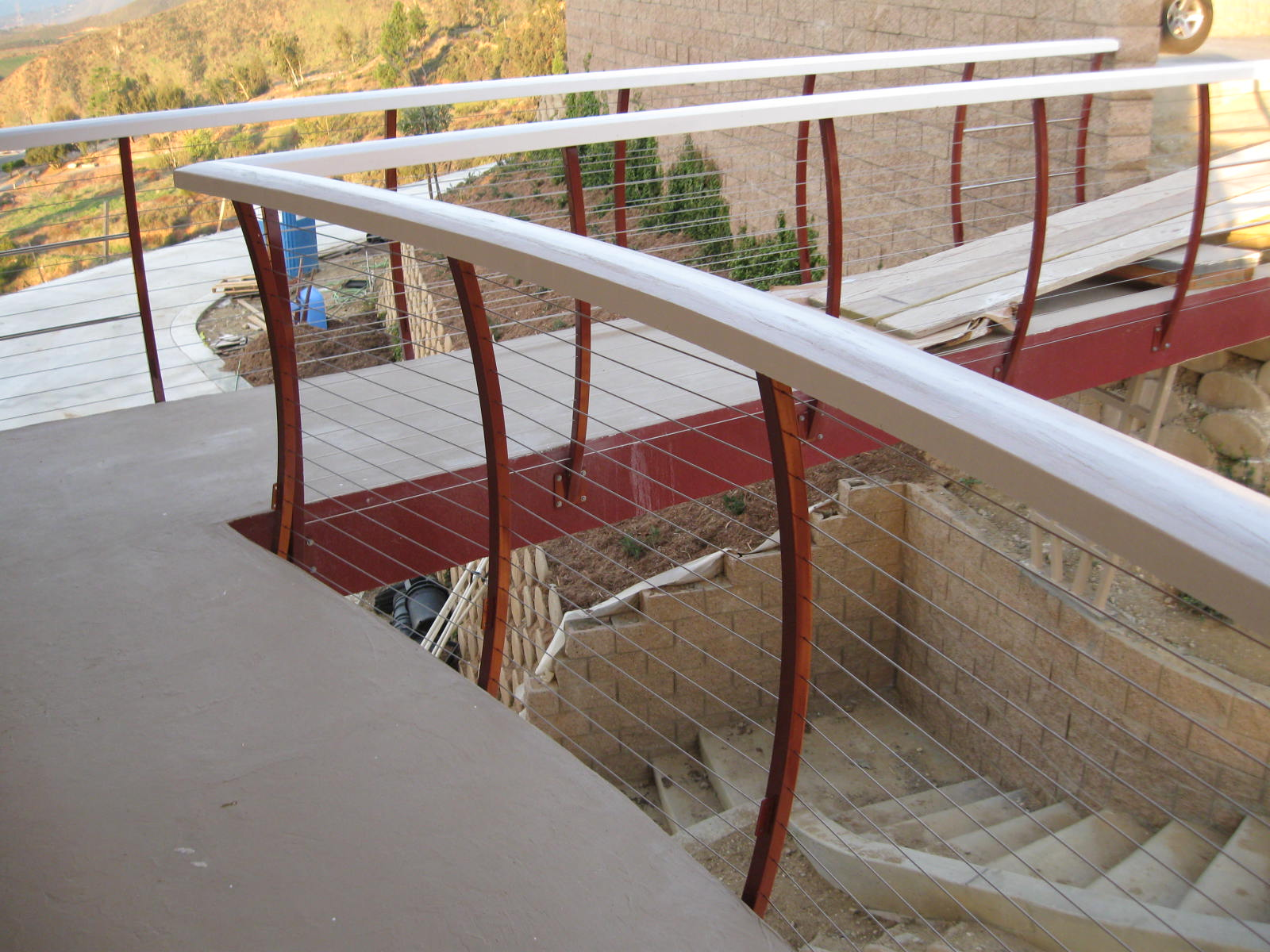 Wire Cable Railing