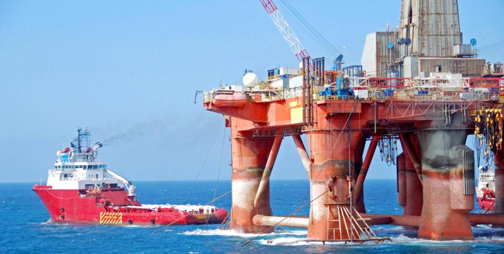 Oil Platform Crane Cables