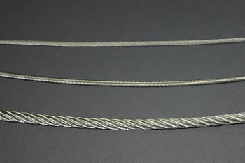 Steel & Stainless Steel Cable