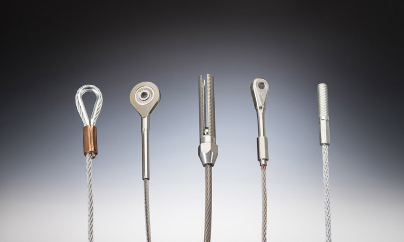Sandin Stainless Steel cable Assemblies