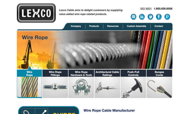 Lexco Cable Mfg.
