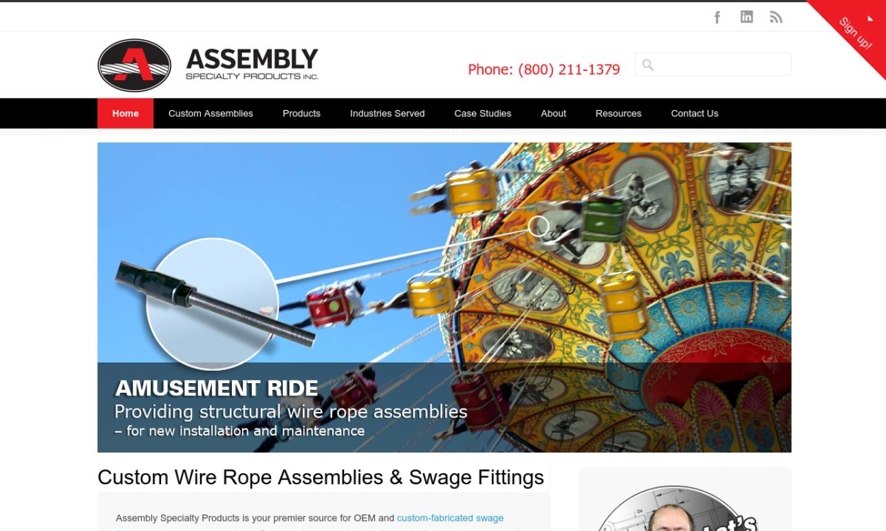 Assembly Specialty Products, Inc.