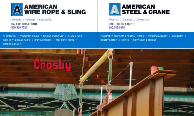 American Wire Rope & Sling