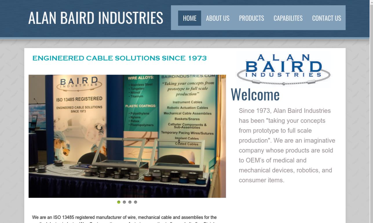 Baird Industries, Inc.