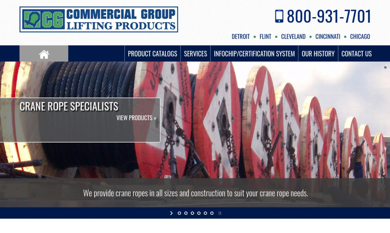 Commercial Group Lifting Products