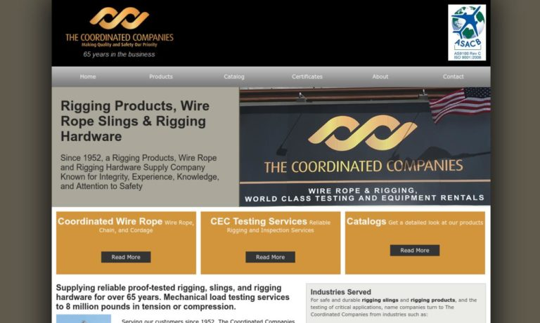 Coordinated Equipment Company