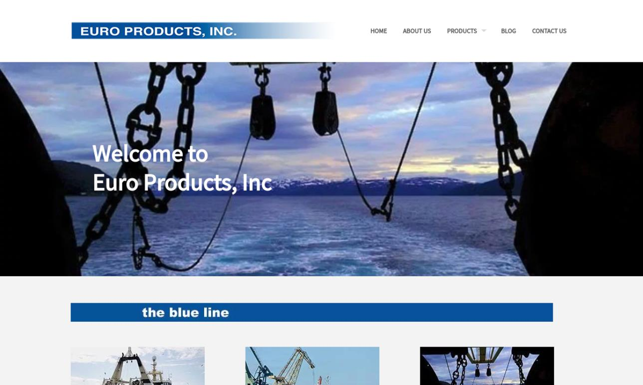 Euro Products, Inc.