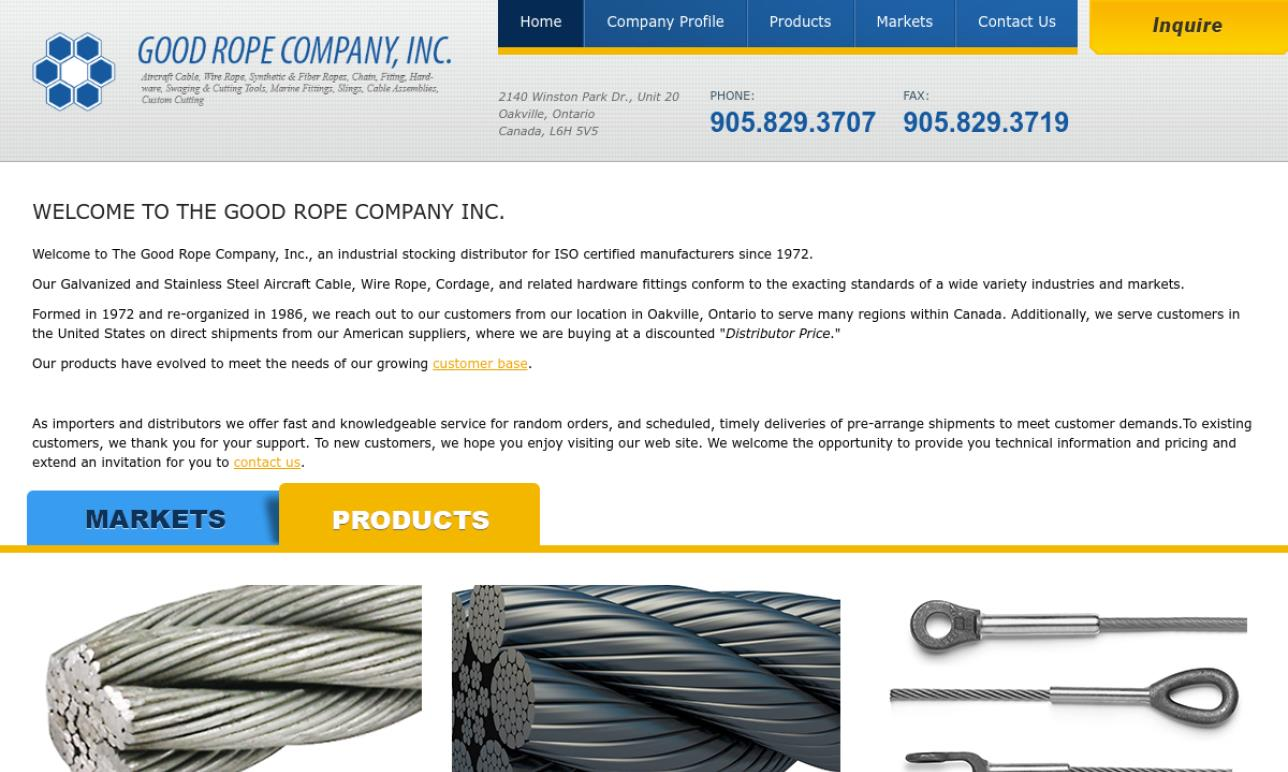 The Good Rope Company