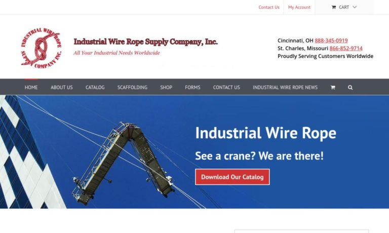 Industrial Wire Rope Supply Co., Inc.
