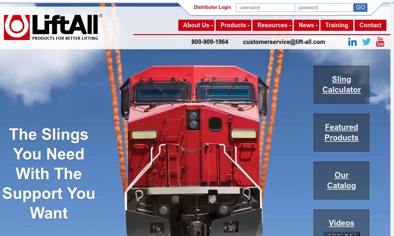 Lift-All® Company, Inc.