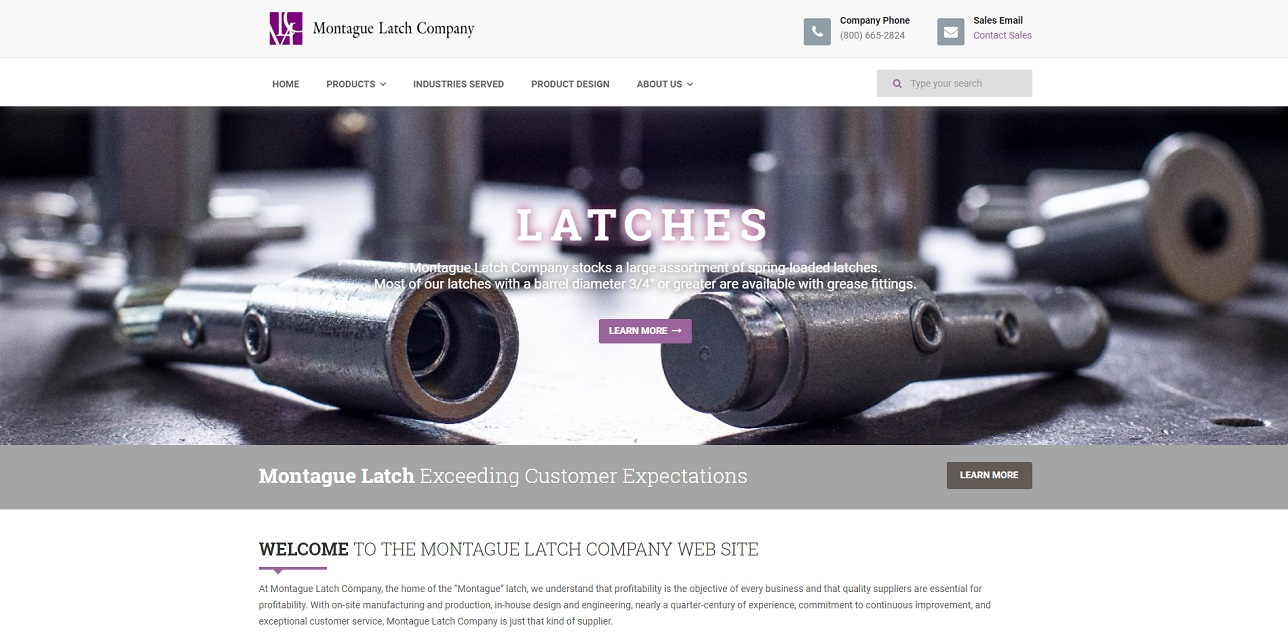 Montague Latch Company