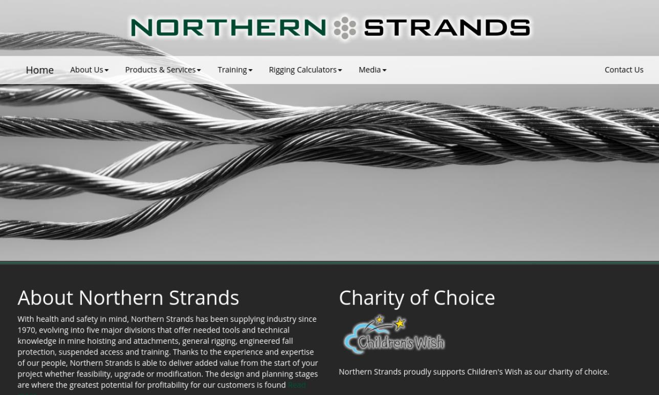 Northern Strands