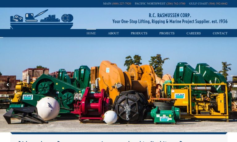 Rasmussen Wire Rope & Rigging Co.