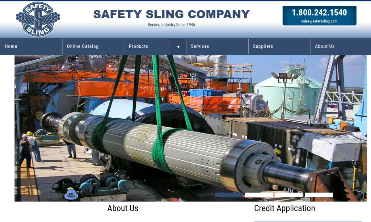 Safety Sling Company