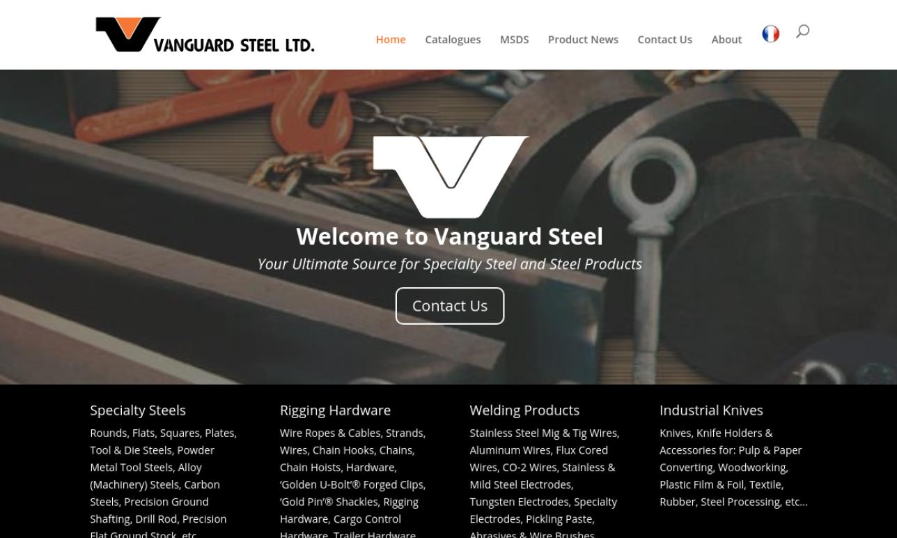 Vanguard Steel, Ltd.