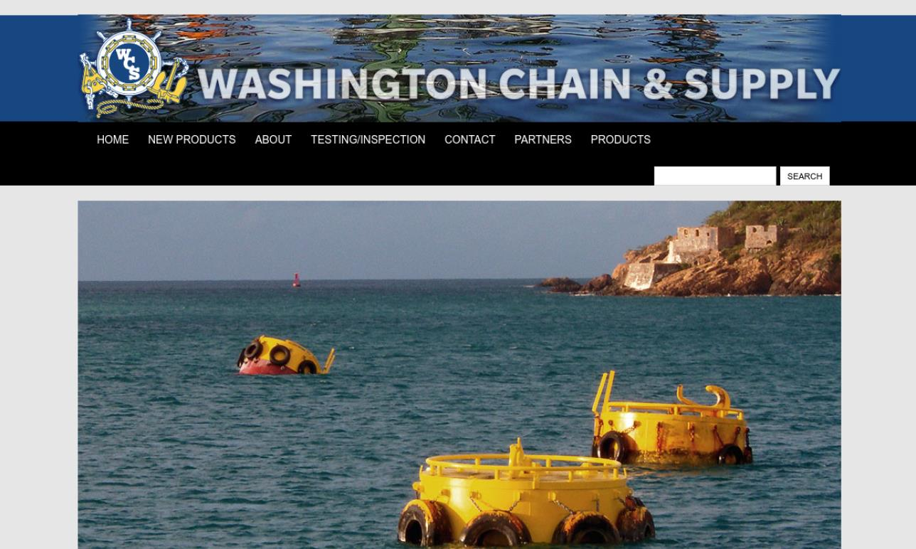 Washington Chain & Supply, Inc.