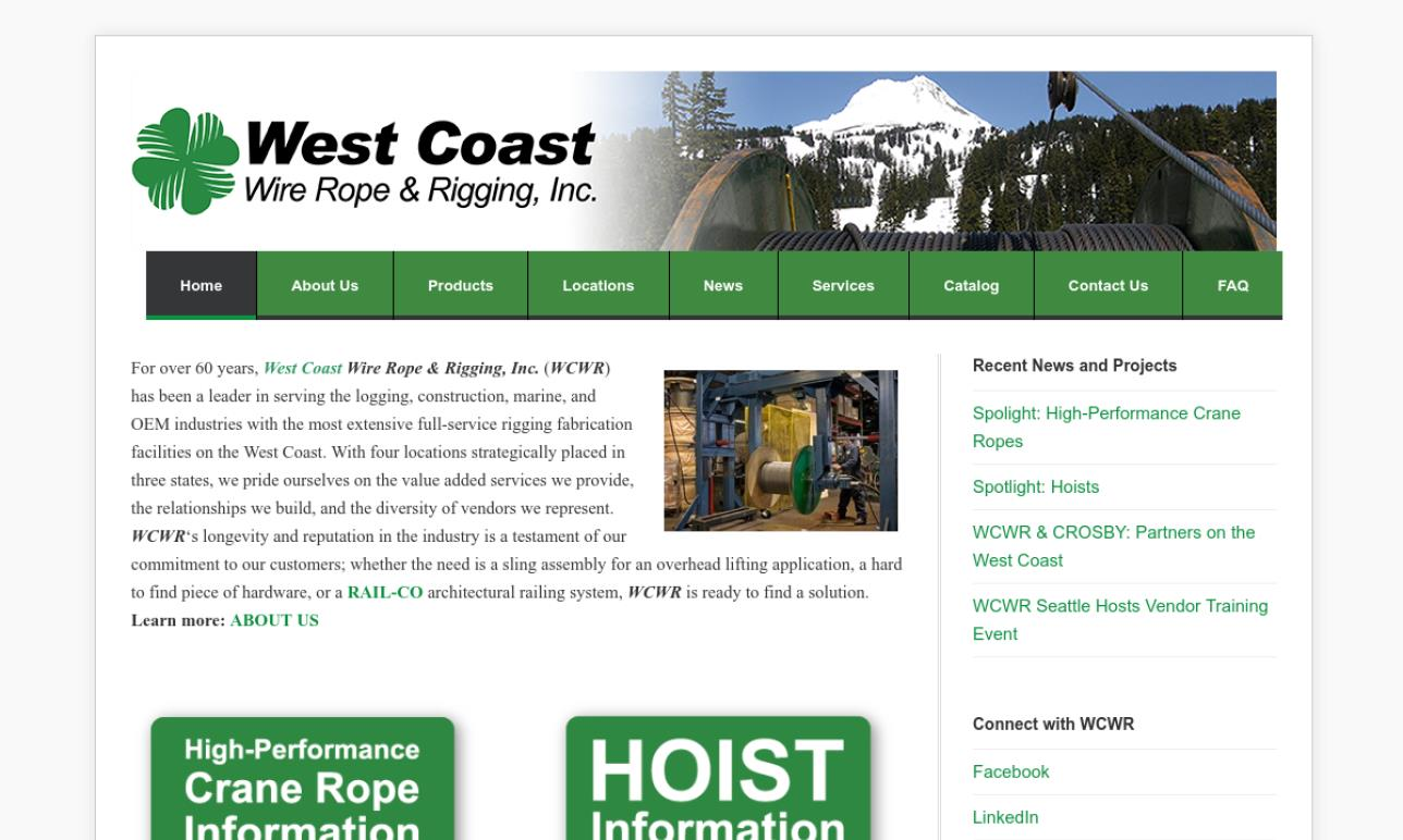 West Coast Wire Rope
